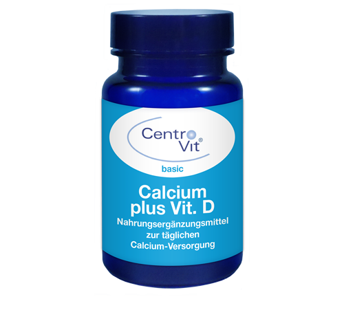 CENTROVIT basic Calcium plus Vitamin D3 Kapseln